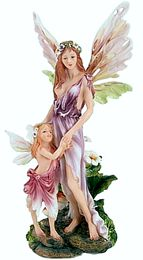 Fairy Mother and Daughter